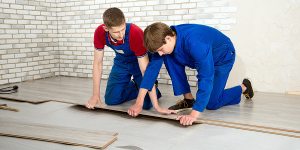 laminate floor covering